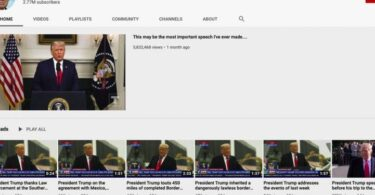 YouTube suspends Donald Trump's channel, Republik City News