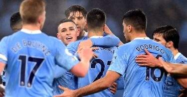 EPL: Foden strikes as Man City beat Brighton to move into third place, Republik City News